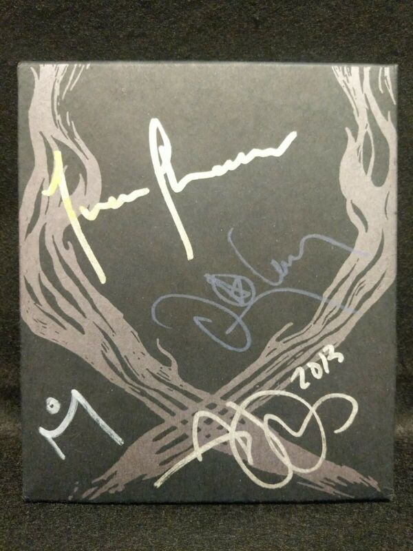 Tool Opiate Album 21st Anniversary Autographed Tool Army Exclusive LE5000 w/ COA