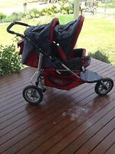 BabyLove double pram Monteagle Young Area Preview