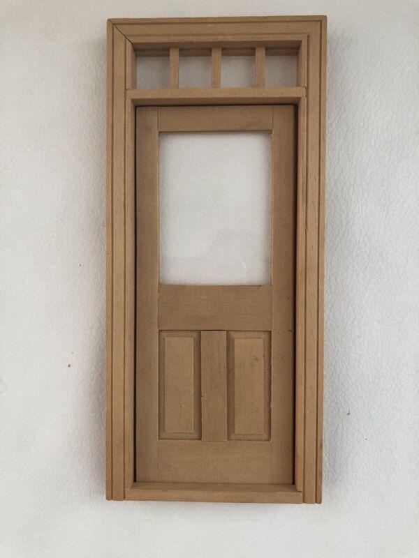 Houseworks Doll House #6018 Classic Exterior Door