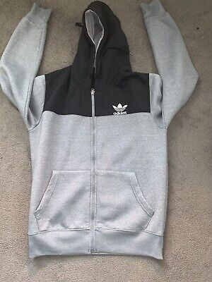 adidas zip hoody Size Large *turkey*