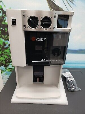 Beckman Coulter Z1-d Particle Cell Counter Size Analyzer