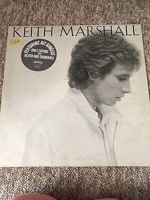 Keith Marshall – Keith Marshall Vinyl LP