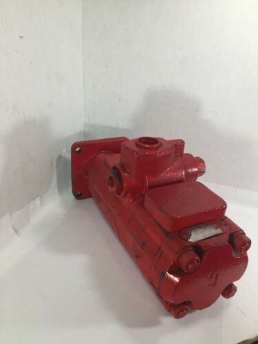 1 USED PARKER 313-9720-216 HYDRAULIC MOTOR ***MAKE OFFER***