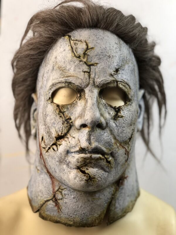 michael myers mask *New* Xhumed RZ1 By Fx Artist Jamie Grove