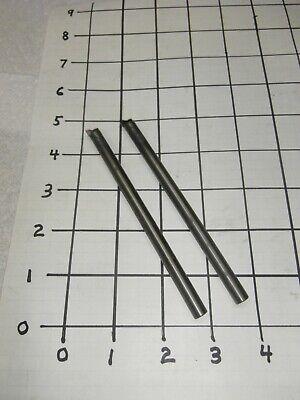 Pair Of Small Solid Carbide Boring Bar - Free Shipping