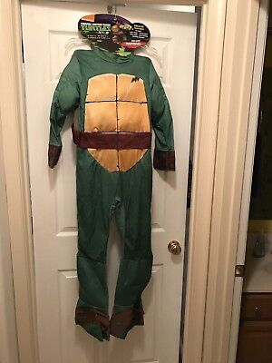 Teenage Mutant Ninja Turtle Costume -Spirit Halloween - CHILDS MED 8-10 - NWT - Ninja Costume Spirit Halloween