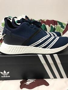 """Adidas NMD White Moutaineering """"Navy/White"""" US9.5 Perth Perth City Area Preview"""