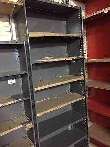 Brownbuilt Shelving Launceston Launceston Area Preview