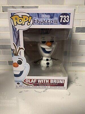 Funko Pop - Olaf w/ Bruni - Frozen 2