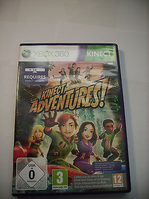 Microsoft Xbox 360 Spiel - Kinect Adventures  for sale  Shipping to South Africa