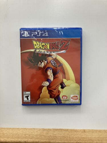 DRAGON BALL Z Kakarot - PlayStation 4 PS4 Game 2020 NEW - $31.00