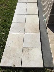 Travatine pavers Pitt Town Hawkesbury Area Preview