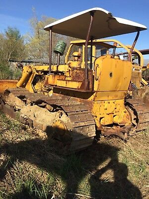 Caterpillar D-6u Bulldozer
