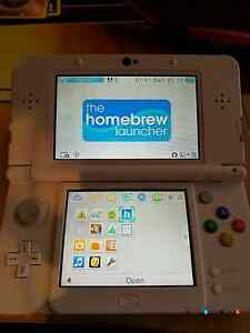 N3DS with homebrew and CFW Strathfield Strathfield Area Preview