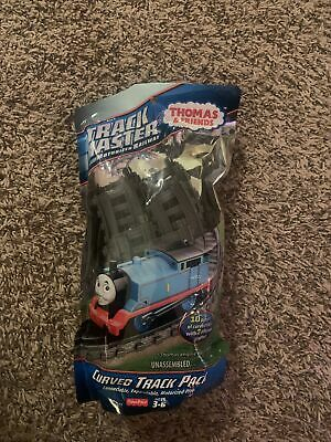 BNIB Thomas and Friends Trackmaster Curved Track Pack PLEASE READ DESCRIPTION