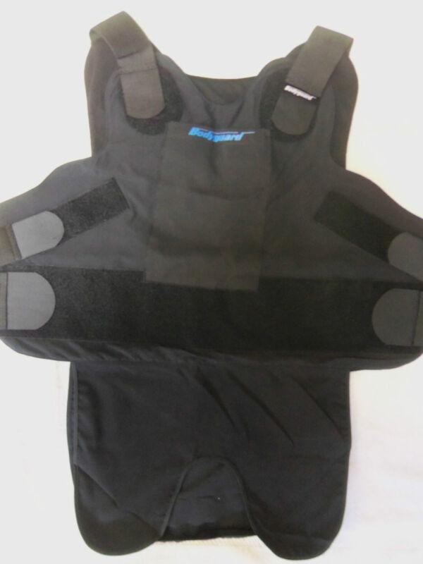 CARRIER for Kevlarmor- (WOMANS)--BLACK 2XL/N  Bullet Proof Vest Carrier no Armor