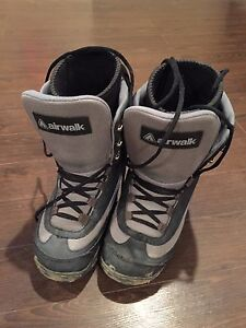 Size 10 snowboard boots