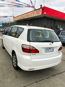 TOYOTA AVENSIS GLX VERSO 2005 %%RWC & 5 MONTH REGO & 7 SEATER Car Dandenong Greater Dandenong Preview