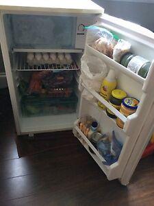 Large quantity of mini fridges