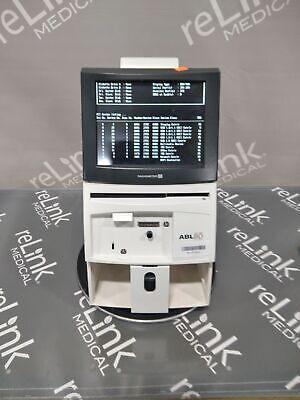 Co-ox Abl 80 Flex Blood Gas Analyzer