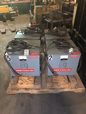 Hobart Battery Mate 24 Volt Charger 451-510ah. 1 Ph. 208240480v Input. Nj