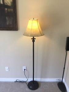 3 Piece Living Room Lamp Set