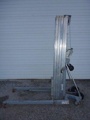 2011 Genie SLC-24 Material Lift