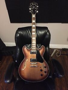 Ibanez Artcore AS73 with case. Brand new!