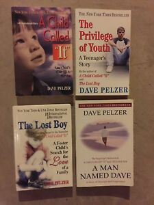 The Inspiring story of Dave Pelzer-A Child Called It