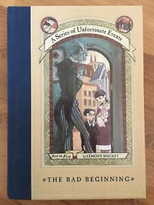 A series of unfortunate events: a bad beginning