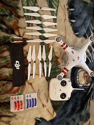 DJI Figment of the imagination 3 Standard Quadcopter Camera Drone - White