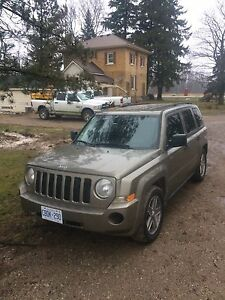 2008 Jeep Patriot 4x4 North edition
