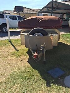 Camper trailer MDC Bentley Canning Area Preview