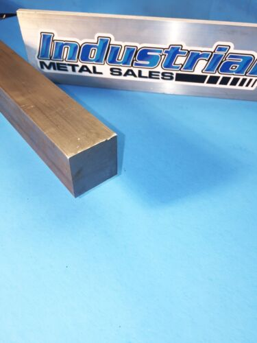 "1-1/4"" x 12""-Long 416 Stainless Steel Square Bar->1.250""   416 Stainless Steel"