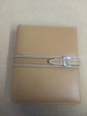 Franklin Quest Covey Leather Trim Classic Planner 7-ring