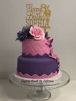 Custom cakes, cupcakes and cake pops for any occasion