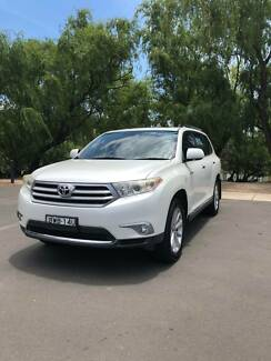 2011 Toyota Kluger Grande - **FINANCE AVAILABLE** - CHEAP!! -