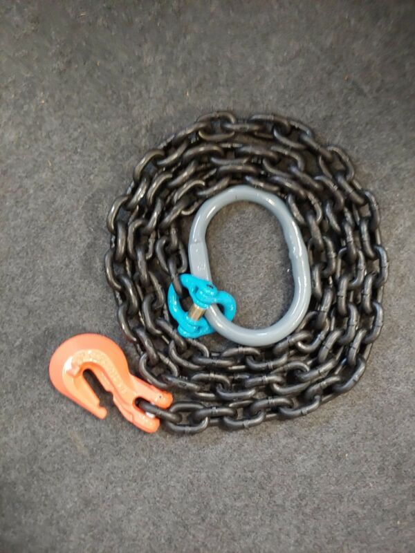 3/8 G100 Chain Sling SOG 8800#wll approx 9