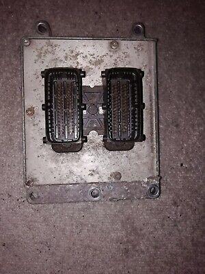 SAAB 9-3 petrol engine ECU,55353231,55567225,55565020