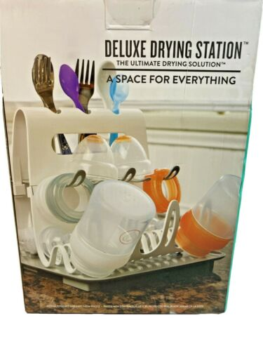 Prince Lionheart Deluxe Drying Station Space Saving New