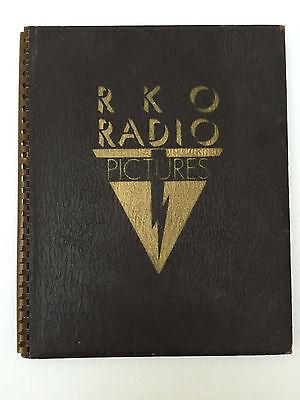 1941-42 RKO Radio Pictures Campaign Press Book Walt Disney Dumbo Bambi Fantasia