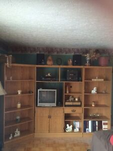 3 Piece TV and entertainment centre