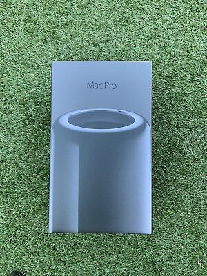 2013 Apple Mac Pro 3.5 GHz 6 Core 16GB Memory 256tb PCIe Flash SSD