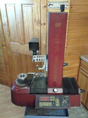 Cnc Presetter Tool Ld 400