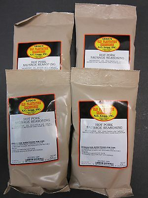 HOT Breakfast Pan Sausage Seasoning Recipe Spices 100# Old Plantation *THE