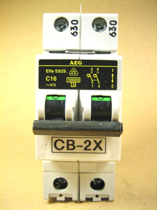 AEG -  ELFA-E82S-C16 -  Circuit Breaker