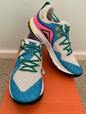 Nike Air Zoom Wildhorse 5 Trail Running Shoes UK 8 £105 for sale  Shipping to Nigeria
