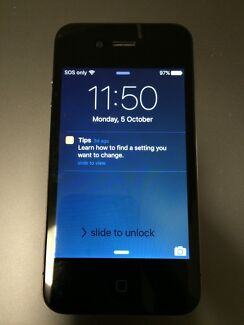 iPhone 4s 16 Gb Raymond Terrace Port Stephens Area Preview