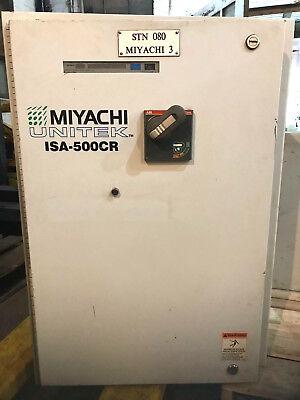 Miyachi Unitek Isa-500cr Inverter Resistance Spot Welder