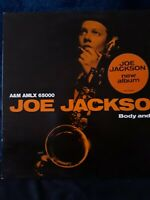Vinyl LP Joe Jackson 'body and soul' Berlin - Tempelhof Vorschau